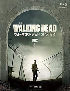 [送料無料] ウォーキング・デッド4 Blu-ray BOX-1 [Blu-ray]