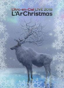 L'Arc-en-Ciel セール品 返品不可 LIVE 2018 Blu-ray L'ArChristmas 初回生産限定盤