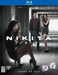 [送料無料] NIKITA/ニキータ〈サード・シーズン〉 コンプリート・ボックス [Blu-ray]