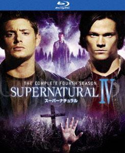 [送料無料] SUPERNATURAL IV〈フォース・シーズン〉コンプリート・ボックス [Blu-ray]
