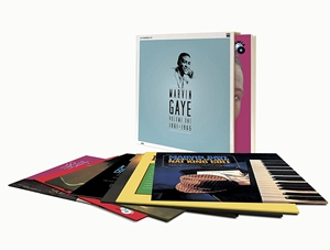 [送料無料] 輸入盤 MARVIN GAYE / MARVIN GAYE 1961-1965 (BOXSET)(LTD) [7LP]