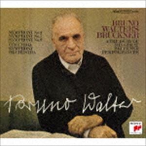 ブルーノ・ワルター(cond) / ブルックナー:交響曲集&ワーグナー:管弦楽曲集(完全生産限定盤/4ハイブリッドCD+CD) [CD]