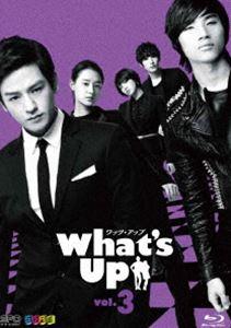 What's Up 買収 大人気 ワッツ アップ ブルーレイ vol.3 Blu-ray