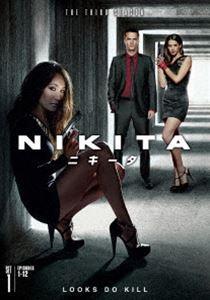 [送料無料] NIKITA/ニキータ〈サード・シーズン〉 コンプリート・ボックス [DVD]