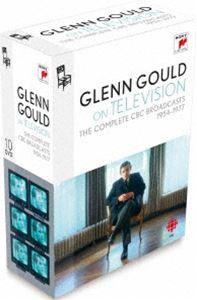 [送料無料] グレン・グールド・オン・テレヴィジョン~カナダ放送協会全映像1954-1977(完全生産限定盤) [DVD]
