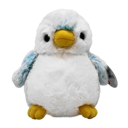 オーロラワールド パウダーキッズ ブランド激安セール会場 絶品 ペンギン ライトブルー S ぬいぐるみ
