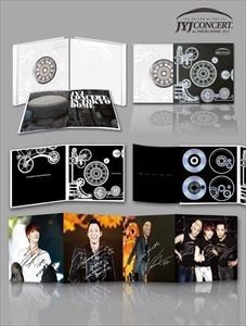 [送料無料] JYJ CONCERT IN TOKYO DOME 2013 DVD(完全初回限定生産) [DVD]