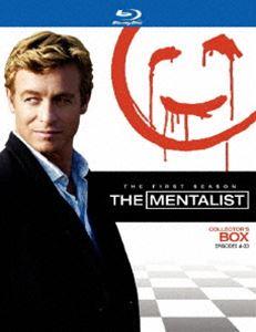 [送料無料] THE MENTALIST/メンタリスト〈ファースト・シーズン〉 コレクターズ・ボックス [Blu-ray]
