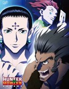 HUNTER×HUNTER ハンターハンター 幻影旅団編 Blu-ray BOX II [Blu-ray]