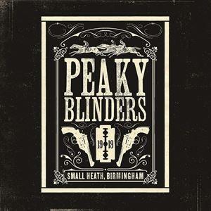 [送料無料] 輸入盤 O.S.T. / PEAKY BLINDERS (LTD) [3LP]