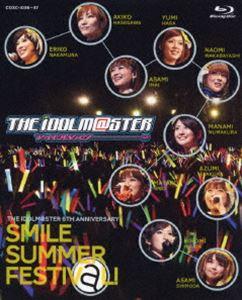 [送料無料] THE IDOLM@STER 6th ANNIVERSARY SMILE SUMMER FESTIV@l! Blu-ray BOX【デジパック仕様】 [Blu-ray]