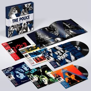 [送料無料] 輸入盤 POLICE / EVERY MOVE YOU MAKE: THE STUDIO RECORDINGS [6LP]