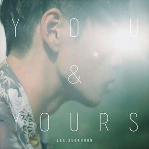 輸入盤 LEE SEOK 2020 HOON MINI : 人気急上昇 CD ALBUM YOU YOURS