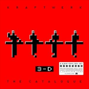 [送料無料] 輸入盤 KRAFTWERK / 3-D THE CATALOGUE [9LP]
