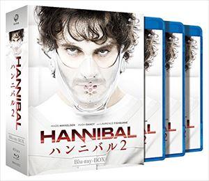 [送料無料] HANNIBAL/ハンニバル2 Blu-ray BOX [Blu-ray]