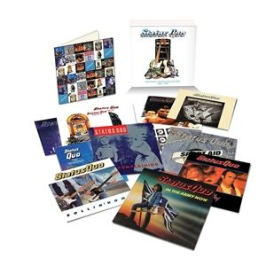 [送料無料] 輸入盤 STATUS QUO / VINYL SINGLES COLLECTION VOL. 3 1984-1989 [12inch×12]