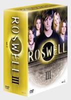 [送料無料] ロズウェル-星の恋人たち- サード DVDコレクターズBOX 2 [DVD]