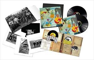 [送料無料] 輸入盤 BAND / MUSIC FROM BIG PINK 50TH ANNIVERSARY EDITION (SUPER DLX) (LTD) [CD+2LP+BLU-RAY+7inch]
