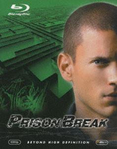[送料無料] プリズン・ブレイク シーズンI ブルーレイBOX [Blu-ray]