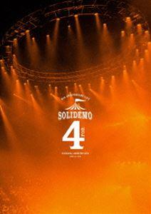 """[送料無料] SOLIDEMO 4th Anniversary Live """"for""""(初回生産限定) [Blu-ray]"""