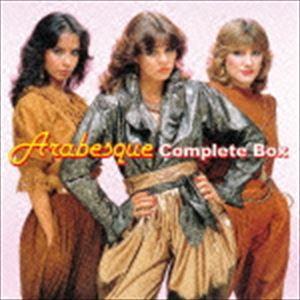[送料無料] アラベスク / コンプリート・ボックス(初回生産限定盤/10CD+DVD) [CD]