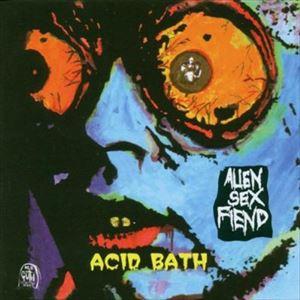 エイリアン 当店限定販売 セックス 誕生日プレゼント フィーンド ACID BATH CD