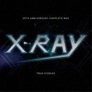 X-RAY / X-RAY 35TH ANNIVERSARY COMPLETE BOX~完全制覇~(9SHM-CD+DVD) [CD]