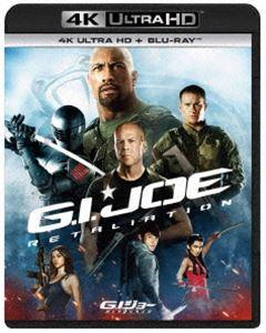 [送料無料] G.I.ジョー バック2リベンジ[4K ULTRA HD+Blu-rayセット] [Ultra HD Blu-ray]