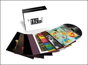 [送料無料] 輸入盤 BAND / CAPITOL ALBUMS 1968-1977 (LTD) [8LP]