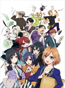 [送料無料] SHIROBAKO Blu-ray プレミアムBOX vol.2<初回生産限定版> [Blu-ray]