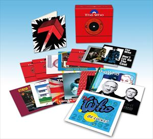 [送料無料] 輸入盤 WHO / VOLUME 4 : THE POLYDOR SINGLES 1975-2015 [15LP]