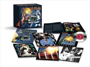 [送料無料] 輸入盤 DEF LEPPARD / COLLECTION VOL.1 [7CD]