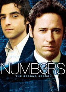 [送料無料] NUMB3RS 天才数学者の事件ファイル シーズン2 コンプリートDVD-BOX [DVD]