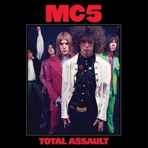 [送料無料] 輸入盤 MC5 / MC5 TOTAL ASSAULT: 50TH ANNIVERSARY COLLECTION [3LP]