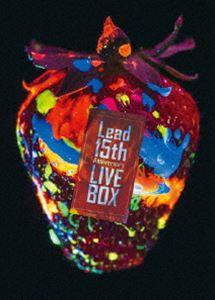 Lead 15th Anniversary LIVE BOX(Blu-ray) [Blu-ray]