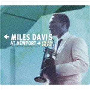 マイルス デイビス tp 2020モデル org ニューポートのマイルス デイビス1955-1975 Blu-specCD2 シリーズVol.4 流行 CD 完全生産限定盤 ブートレグ