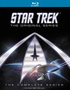 スター・トレック:宇宙大作戦 Blu-rayコンプリートBOX(ロッデンベリー・アーカイブス付) [Blu-ray]