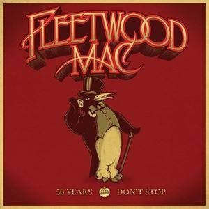[送料無料] 輸入盤 FLEETWOOD MAC / 50 YEARS : DON'T STOP (LTD) [5LP]
