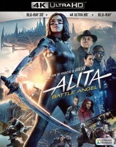 アリータ:バトル エンジェル 4K ULTRA HD 2Dブルーレイ Blu-ray 3D 人気の製品 海外輸入 Ultra