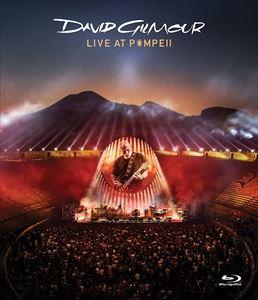 [送料無料] 輸入盤 DAVID GILMOUR / LIVE AT POMPEII (DELUXE BOX) (LTD) [2CD+2BD]
