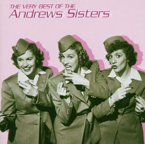 輸入盤 ANDREWS 市場 毎日がバーゲンセール SISTERS VERY CD BEST OF