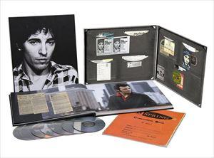 [送料無料] ブルース・スプリングスティーン / ザ・リバー・ボックス~THE TIES THAT BIND: THE RIVER COLLECTION(完全生産限定盤/4CD+3DVD) [CD]
