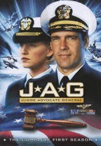 [送料無料] JAG 犯罪捜査官ネイビーファイル シーズン1〈日本語完全版〉 [DVD]