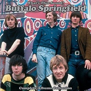 [送料無料] 輸入盤 BUFFALO SPRINGFIELD / WHAT'S THAT SOUND? COMPLETE ALBUMS COLLECTION (LTD) [5LP]