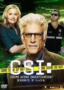 [送料無料] CSI:科学捜査班 シーズン15 ザ・ファイナル コンプリートDVD BOX-1 [DVD]