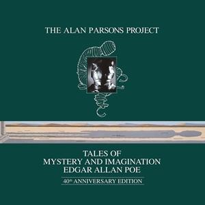 [送料無料] 輸入盤 ALAN PARSONS PROJECT / TALES OF MYSTERY AND IMAGINATION (40TH ANNIVERSARY EDITION DLX) [3CD+BLU-RAY AUDIO+2LP]