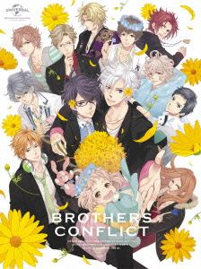 [送料無料] BROTHERS CONFLICT Blu-ray BOX〈初回限定生産〉 [Blu-ray]