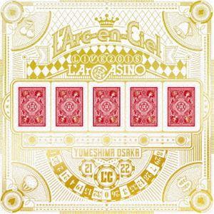 L'Arc~en~Ciel LIVE 2015 L'ArCASINO(完全生産限定盤) [Blu-ray]