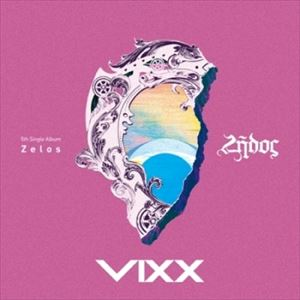 結婚祝い 激安通販ショッピング 輸入盤 VIXX 5TH SINGLE : CD ALBUM ZELOS