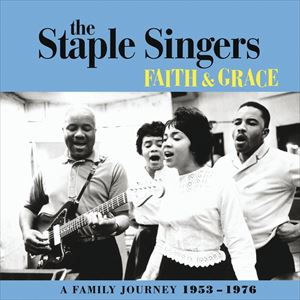 [送料無料] 輸入盤 STAPLE SINGERS / FAITH AND GRACE : A FAMILY JOURNEY 1953-1976 (LTD) [4CD+7inch]